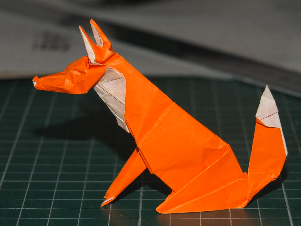 Easy fox try fish base eric vigier flickr easy fox try by mad folder jeuxipadfo Image collections