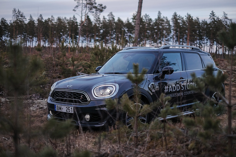 Mini Countryman Coopers S 2017