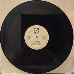 SIDE EFFECT:TAKE A CHANCE 'N' DANCE(RECORD SIDE-B)