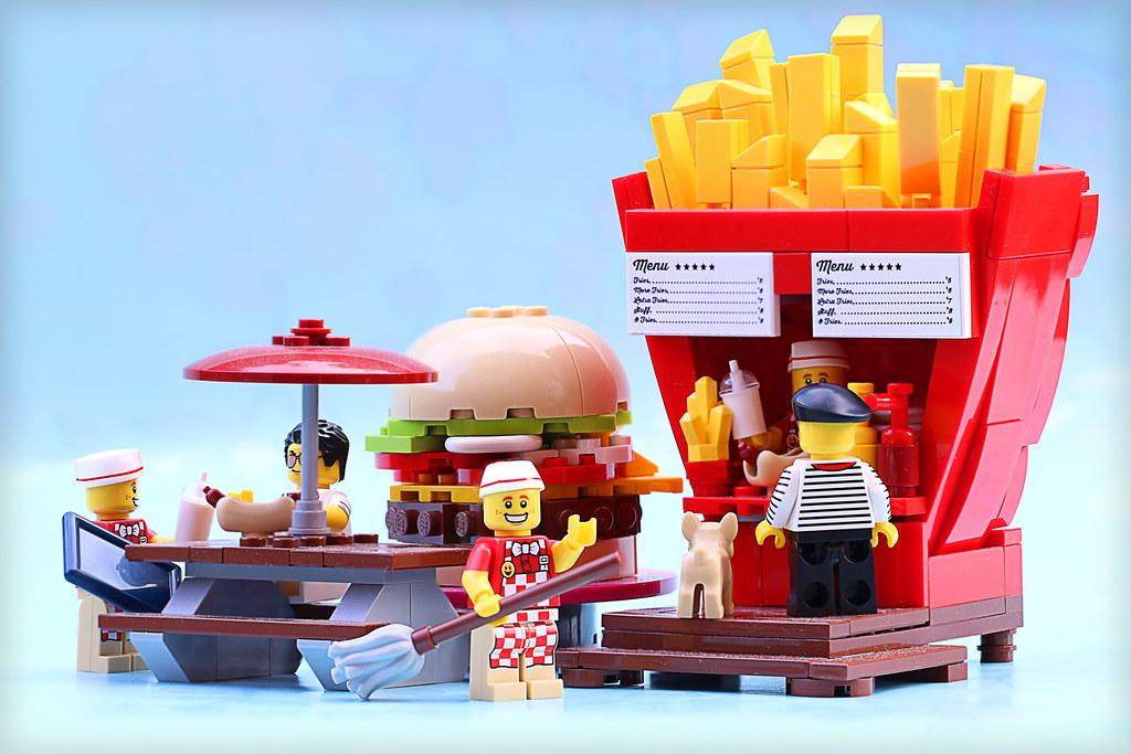 The Diner Boys - Frost Bricks