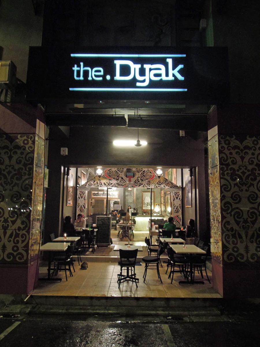 Kuching_thedyak