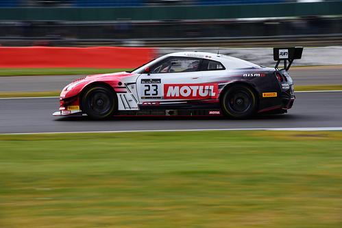 Lucas Ordonez - Katsumasa Chiyo - Alex Buncombe, Nissan GT-R Nismo GT3, Blancpain GT Series Endurance Cup, Silverstone 2017