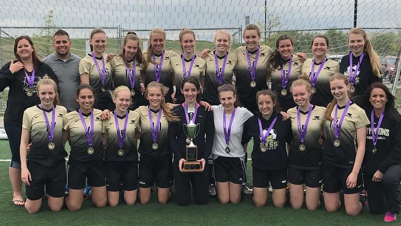 2016-17 Girls Soccer Championship
