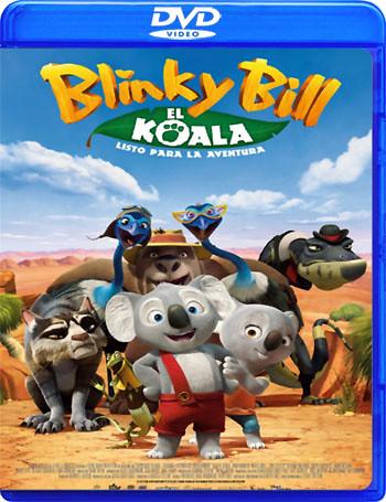 Blinky Bill, el koala [2016)[DVD5][Castellano, inglés, Catalán][MEGA]