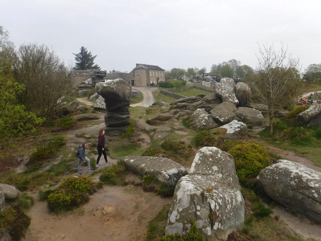 Brimham Rocks 47