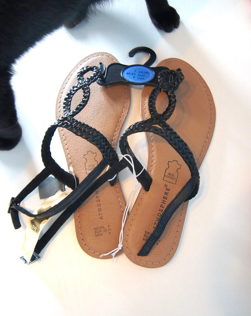 Primark Haul - sandals