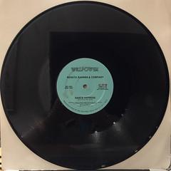 RENATA BARNES & COMPANY:BOOGIE DOWN CHOO CHOO(RECORD SIDE-B)