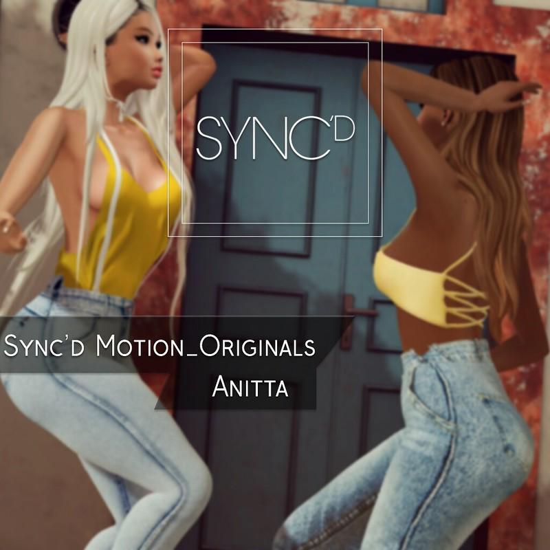Sync'd Motion: Anitta