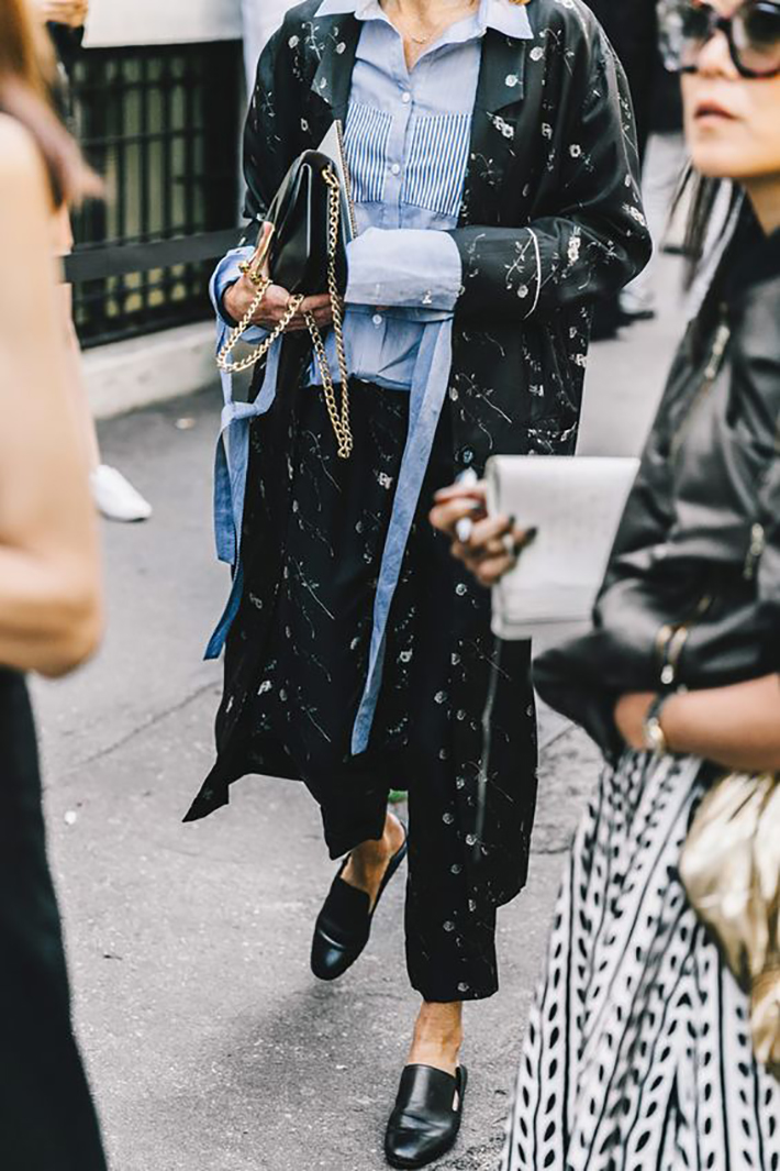 kimono street style spring 2017 outfits inspiration accessories fashion trend style2