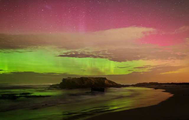 Aurora Australis 22 April 2017 Lawyers Head Dunedin