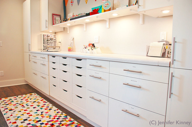 Craft room_counter view