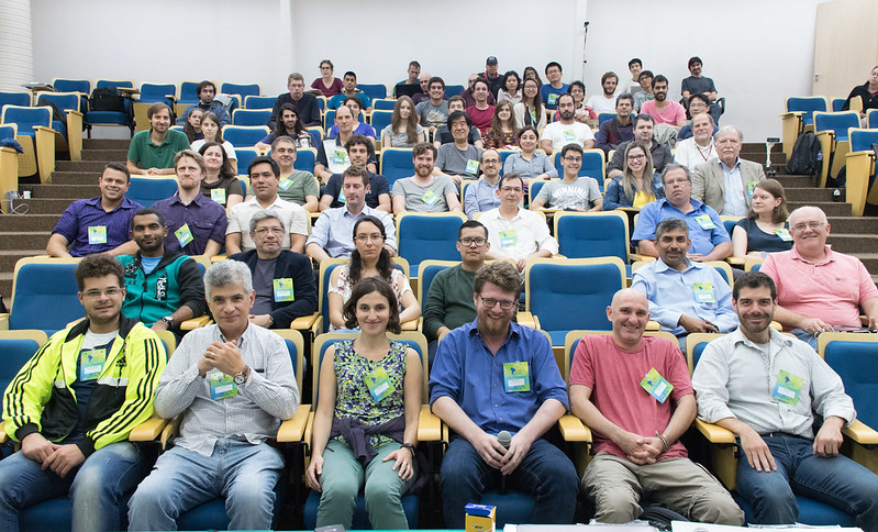 South American Dark Matter Workshop
