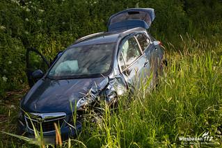 Verkehrsunfall B42 Oestrich-Winkel 18.05.17