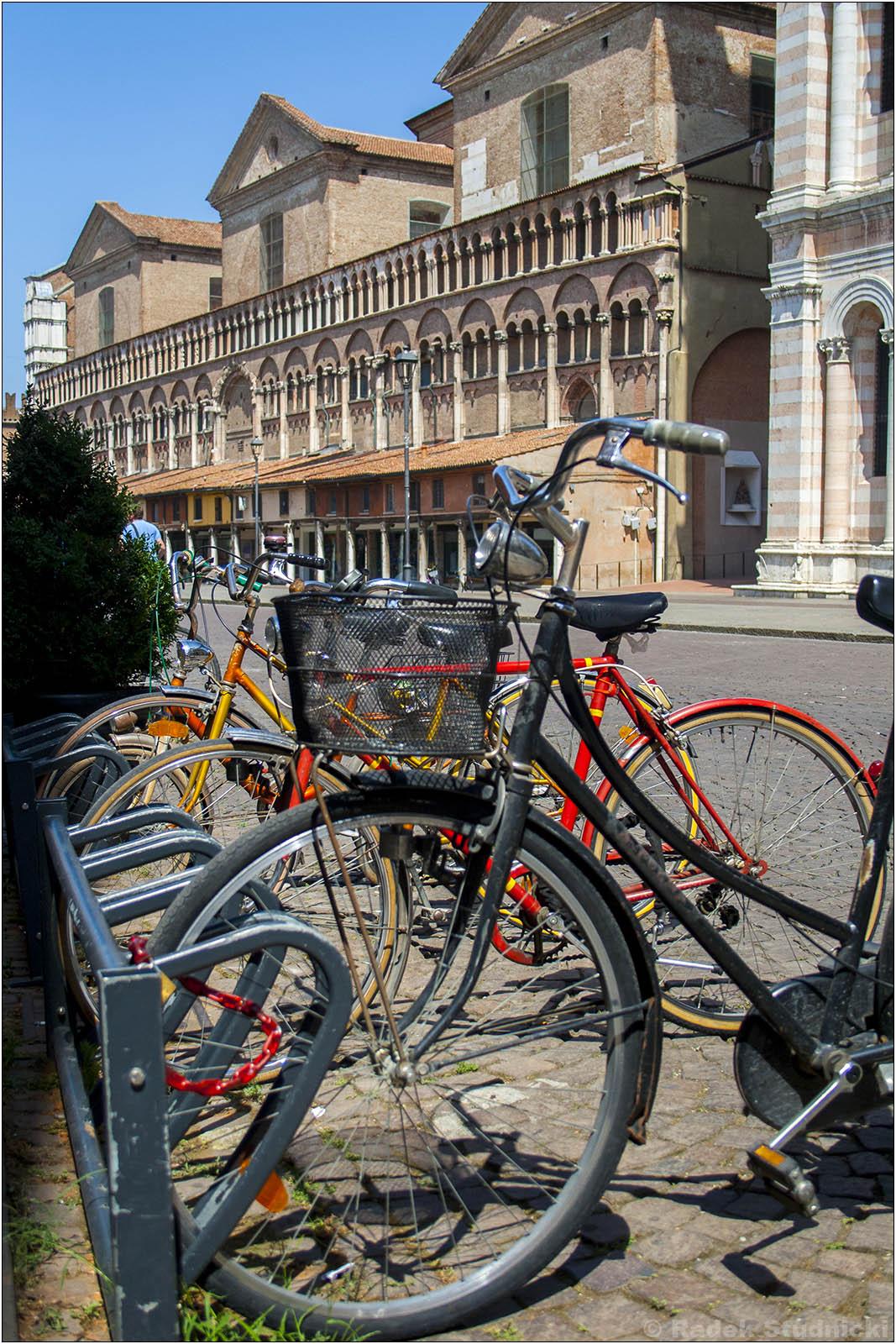 Rowery w Ferrara