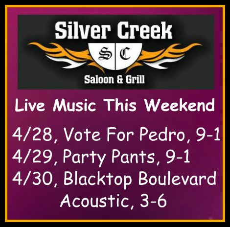Silver Creek Poster 4-28-17