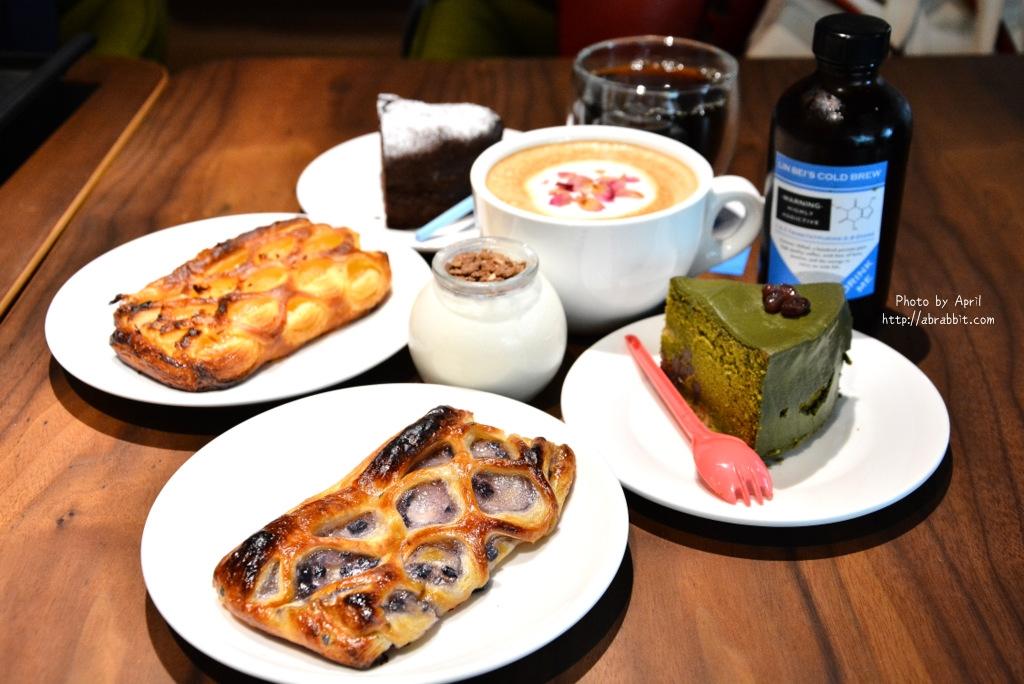 台中咖啡廳|林倍咖啡 Lin Bei–店名超有梗,林倍有禮貌!@北區 天津路