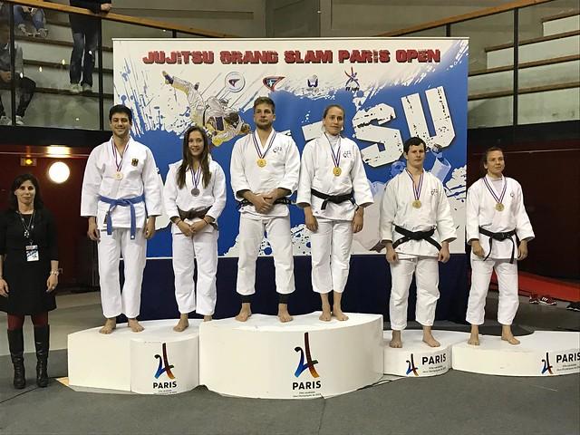 Ju-Jitsu: Paris Open 2017