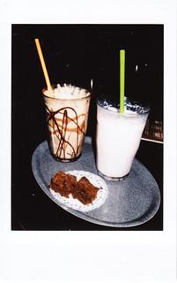 milkshakes!