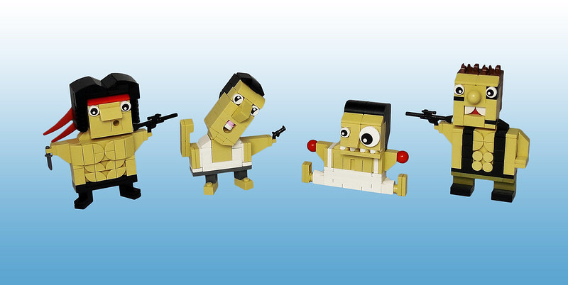 LEGO® MOC by Vitreolum: Rejohnctz
