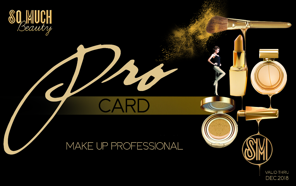 SM Beauty PRO Card