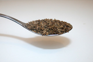 05 - Zutat Kümmelsamen / Ingredient caraway seeds