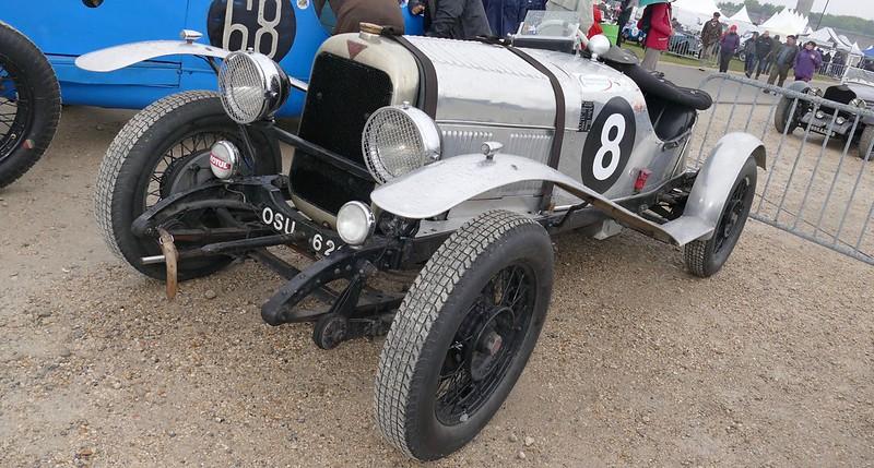 Alvis Racer - Vintage Revival Linas Montlhéry 07 Mai 2017 34153483530_08fccc789d_c