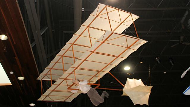 Chanute 1896 Glider