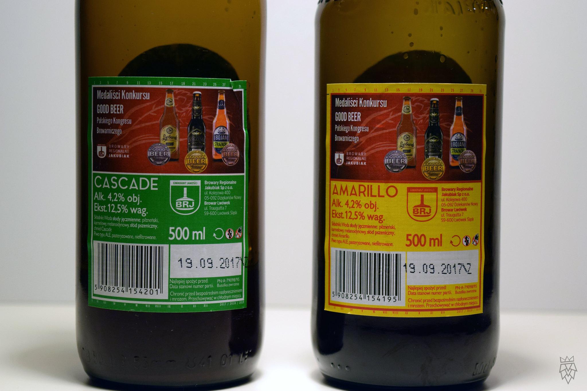 lwówek single hop etykiety