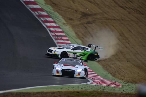 Clemens Schmid - Filip Salaquarda, Audi R8 LMS, Blancpain GT Series Sprint Cup, Brands Hatch 2017