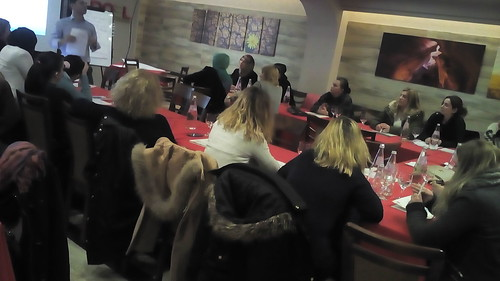 Tetovo - Training on Career Counseling - EU project IEMWLM, December 2016