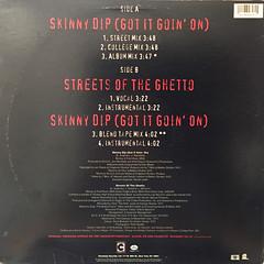 ED O.G & DA BULLDOGS:SKINNY DIP(GOT IT GOIN' ON)(JACKET B)