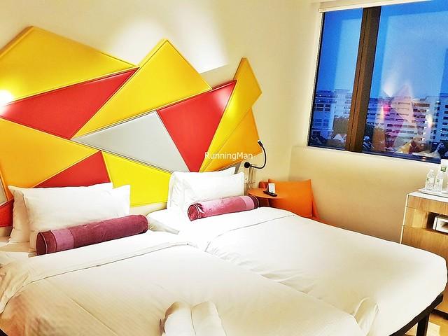 Ibis Styles 02 - Bedroom