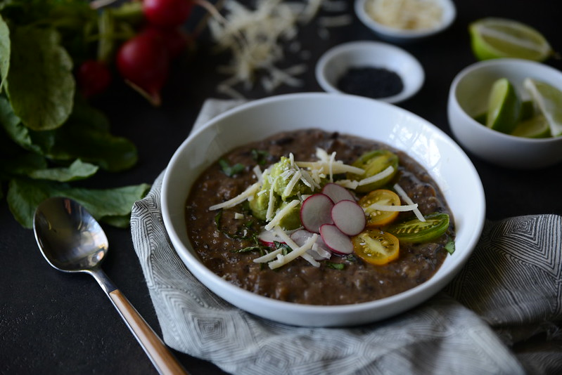SCD Black Bean Soup