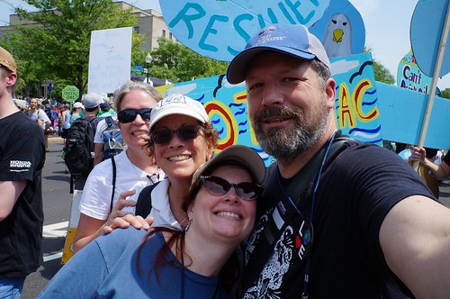 People's Climate March, April 29, 2017