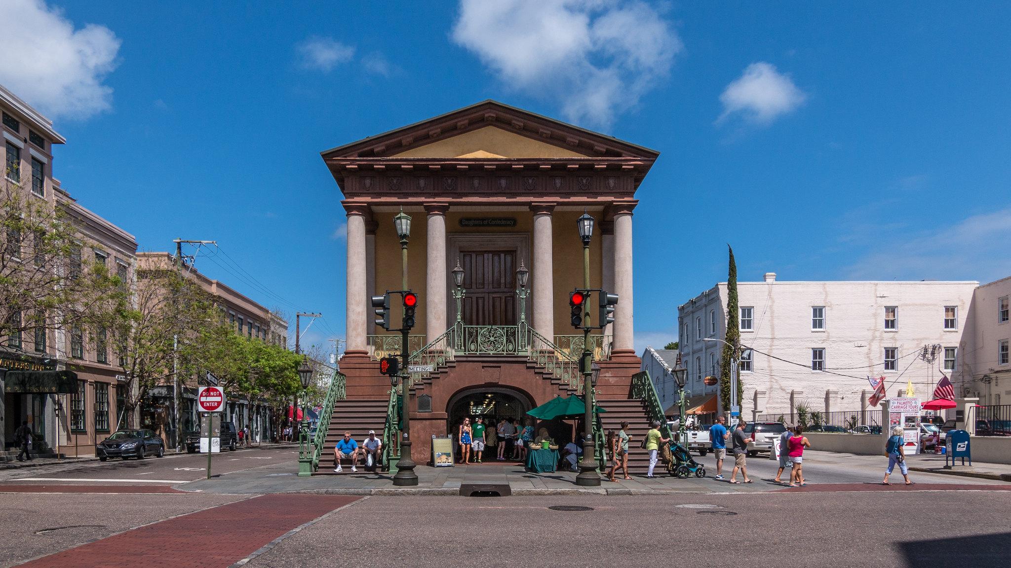 Charleston - Caroline du Sud - [USA]