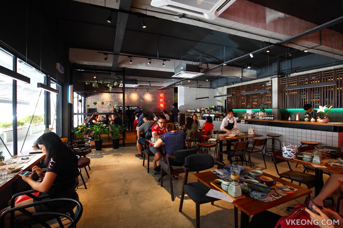 Ru Di Fook Noodle Bar Restaurant
