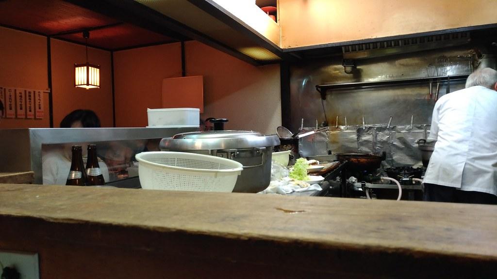 季節料理 西田の厨房