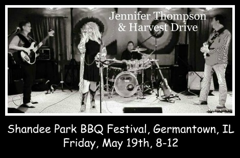 Jennifer Thompson & Harvest Drive 5-19-17
