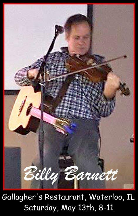 Billy Barnett 5-13-17