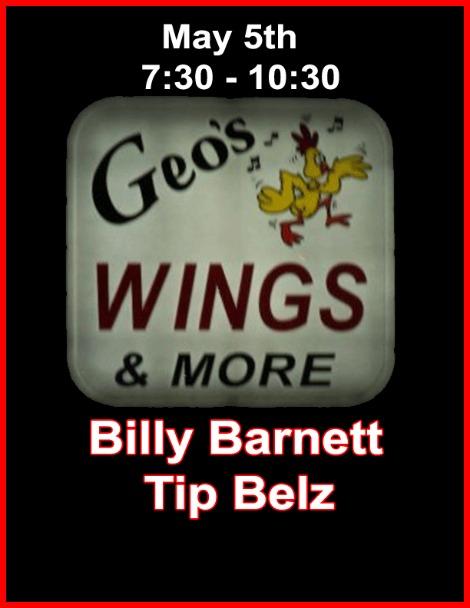 Billy Barnett Tip Belz 5-5-17