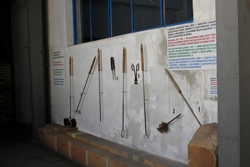 Beloslav Glass museum