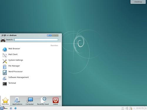 Debian - Distros