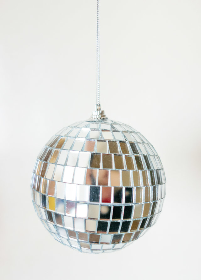 mini disco ball