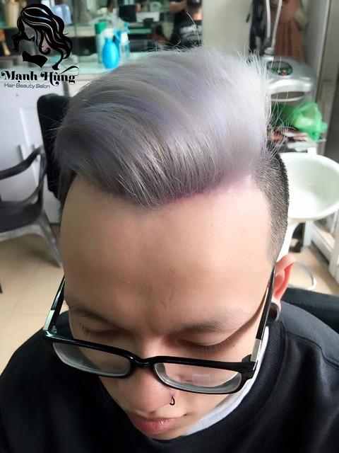 cắt tóc nam đẹp 1