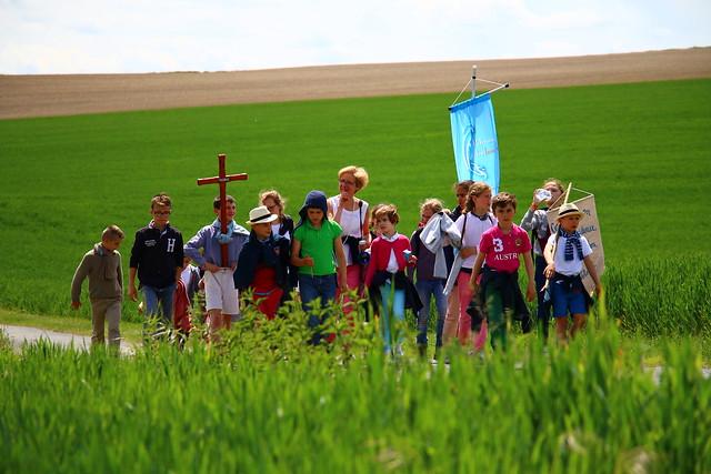 2017 05 14 pèlerinage des familles