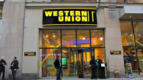 Western Union припинив переказ грошей зРФ в Україну без відкриття рахунку в банку