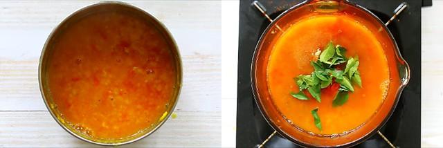 tomato sambar 2