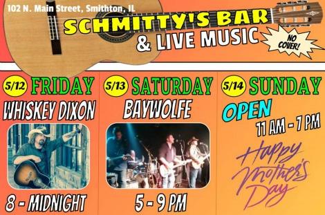 Schmitty's Bar 5-12-17