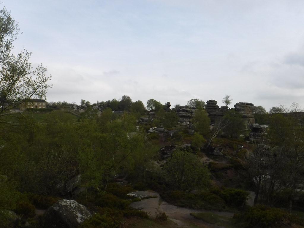Brimham Rocks 12