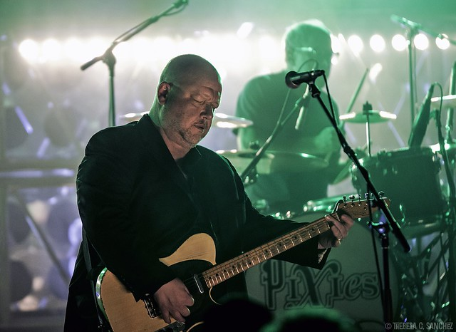 The Pixies at the Lincoln Theatre 5/16/17